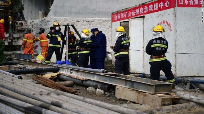 Ishin bllokuar prej dy javësh në minierën e arit, shpëtohen 11 minatorë