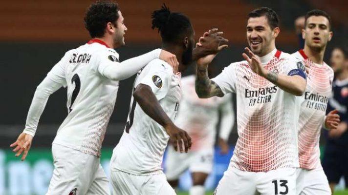 Milan pa fat, goglat e përplasin me Man.Utd në Europa League