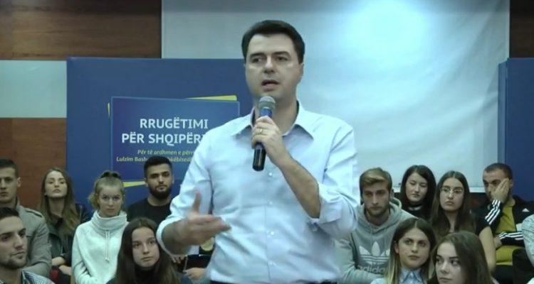 Basha: Ne do i kthejmë të rinjtë në atdhe, Rama largoi qindra e mijëra shqiptarë