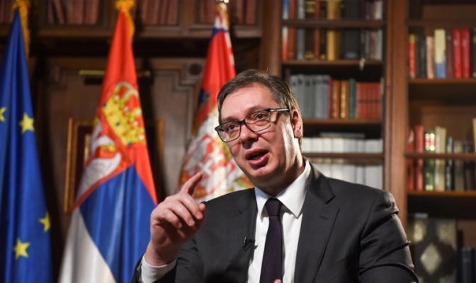 Vuçiç: Zhvillimi i raporteve Prishtinë-Athinë, lajm jo i mirë