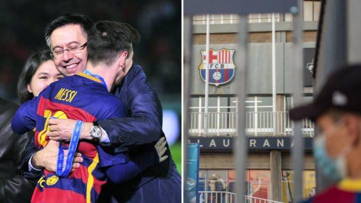 Arrestohet ish-bosi i Barçës, pagoi kompani për të sulmuar Messin