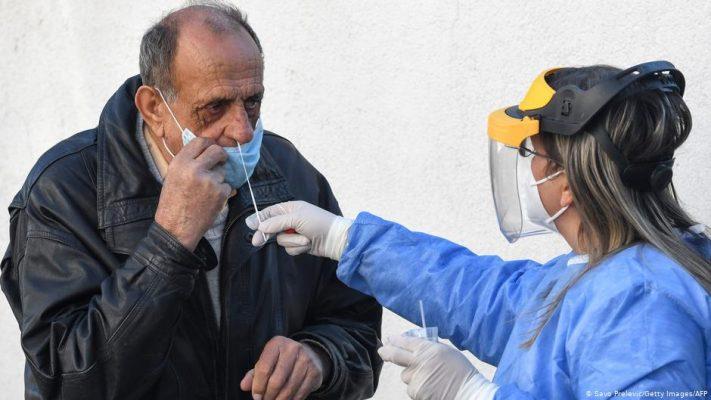 Mali i Zi: Situata e pandemisë jashtë kontrollit