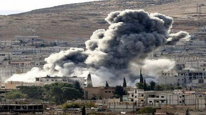 Turqia nis sulme ajrore në një zonë në veri të Sirisë