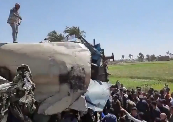 Përplasen trenat në Egjipt/ Humbin jetën mbi 30 persona, shumë të tjerë të plagosur