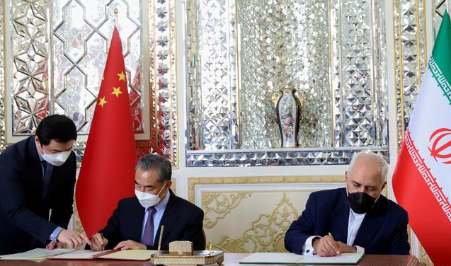 Irani dhe Kina nënshkruajnë marrëveshje afatgjatë bashkëpunimi