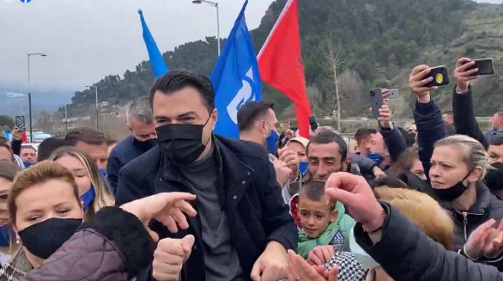 Basha fushatë në Berat: Rama, fatkeqësi e madhe