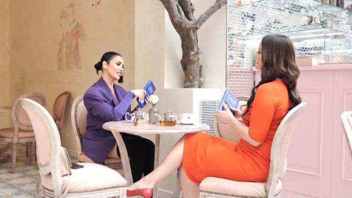 """""""Ngela pa burrë""""/ Albana Osmani në një intervistë ndryshe sonte në """"Jonida's room"""""""