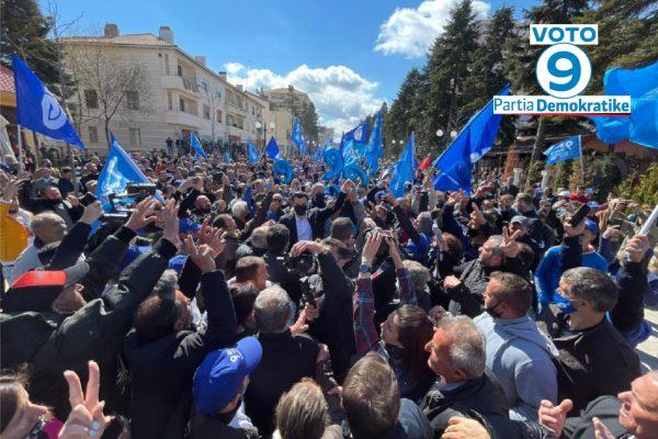 Basha në Bilisht: 4 ditë na ndajnë nga fitorja më e madhe në histori