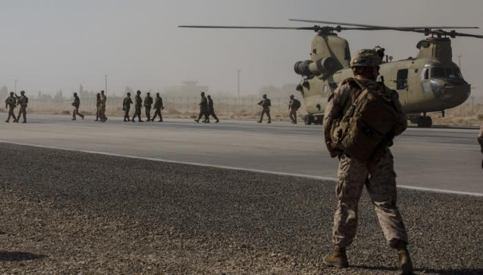"""""""Lamtumirë Afganistan""""/ Trupat amerikane largohen 20 vjet pas sulmeve te 11 shtatorit"""