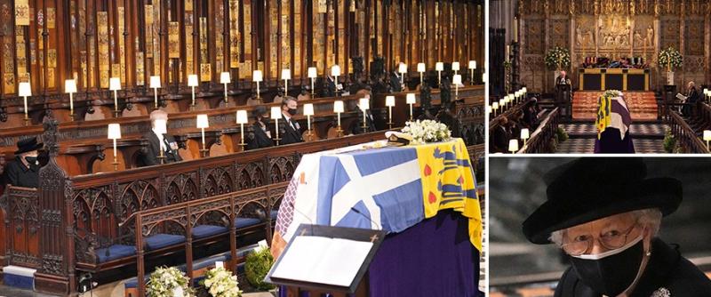 Britania e Madhe i jep lamtumirën Princit Philip