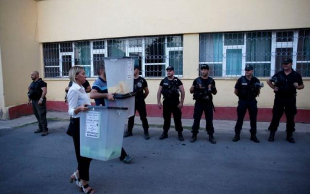 8 mijë policë në të gjithë Shqipërinë për të siguruar zgjedhjet