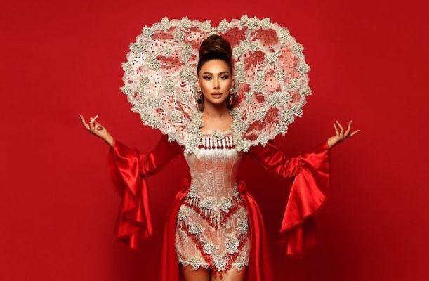 Shqipëria në garën e Miss Universe/ Paula Mehmetukaj përfaqësoi ngjyrat kuq e zi