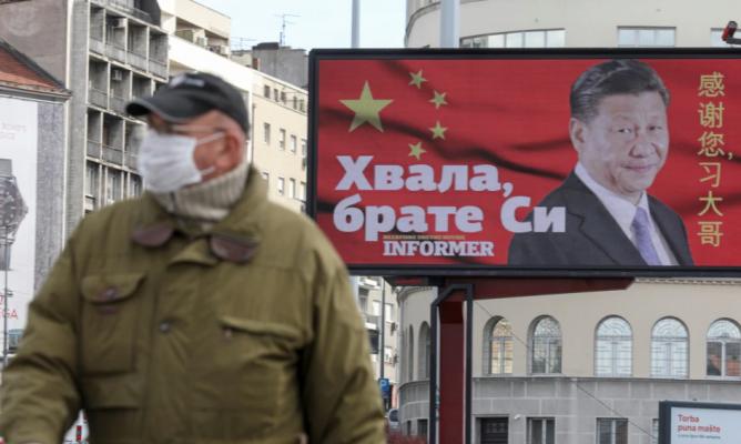 Si e përdori Kina median e huaj për të përmirësuar imazhin gjatë pandemisë