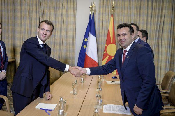 Zaev: Franca mbështet Maqedoninë e Veriut për Integrimin