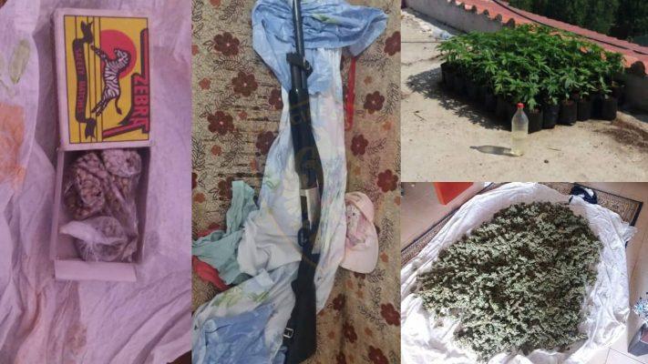 42-vjeçari kapet me 56 kg kanabis në banesë
