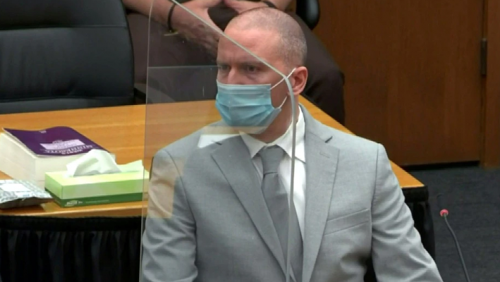 Dënohet me 22 vjet burgim vrasësi i George Floyd