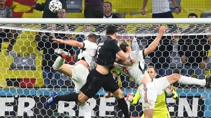 S'ka surpriza/ Kualifikohen Gjermania, Franca dhe Portugalia