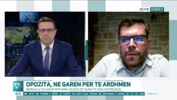 """Berisha rimerr drejtimin e PD? Analisti """"lexon"""" deklaratën e ish-kryeministrit"""