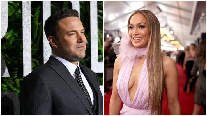 Puthja që konfirmoi çdo gjë/ Jennifer Lopez dhe Ben Affleck shfaqen hapur
