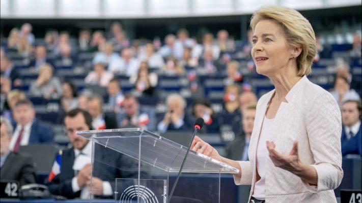 Presidentja e KE-së jep një mesazh për vendet e Ballkanit Perëndimor