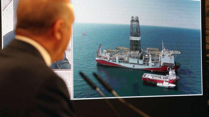 Turqia njofton se ka zbuluar sasi të mëdha të gazit natyral në Detin e Zi