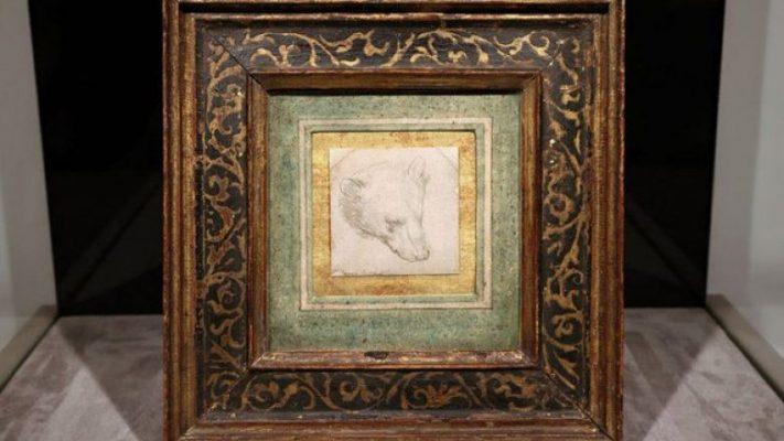 Vizatimi i Leonardo da Vinçit, në ankand, pritet të shitet mbi 16 mln dollarë