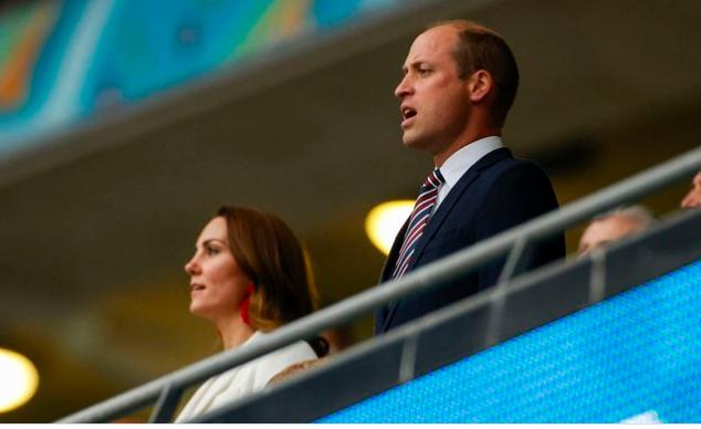 Princi William, i revoltuar ndaj komenteve raciste për futbollistët e Anglisë: E neveritshme