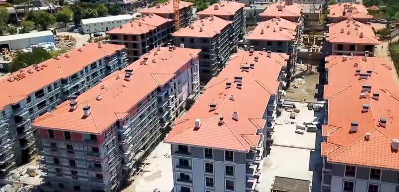 Rama publikon videon, si duket lagjja e re në Laç pas rindërtimit