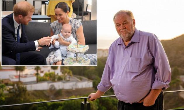 Babai i Meghan Markle do të hedhë në gjyq të bijën dhe princ Harryn, ja arsyeja