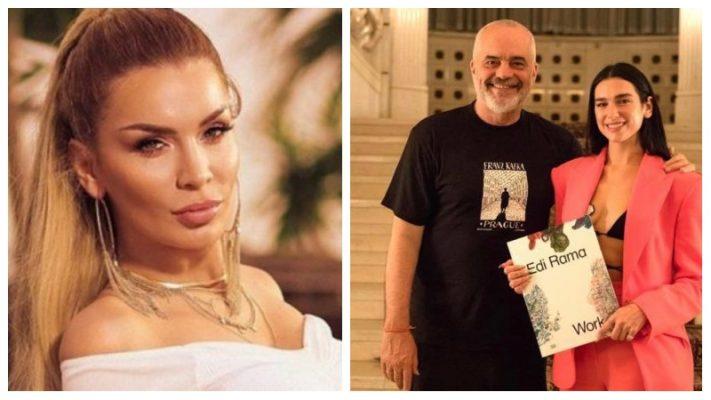 Pas pritjes që iu bë Dua Lipës në Tiranë, reagon ashpër Besa Kokëdhima: Ajo u bë një yll sepse…