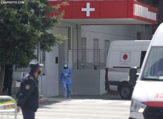 Vetëm një i infektuar me Covid gjatë 24 orëve të fundit në Shqipëri
