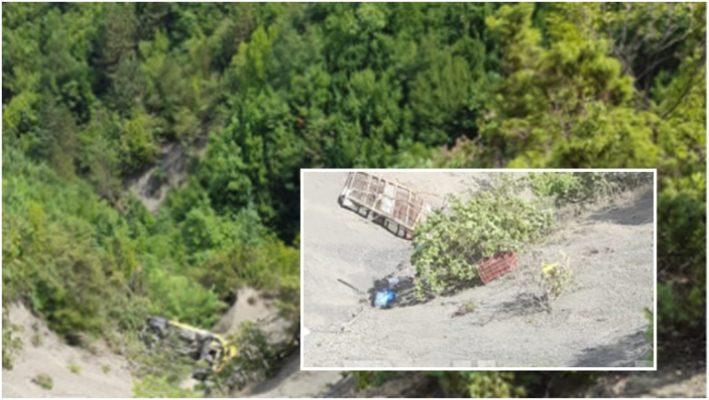 Minibusi doli nga rruga/ 9 pasagjerë të plagosur, nisen me urgjencë drejt spitalit