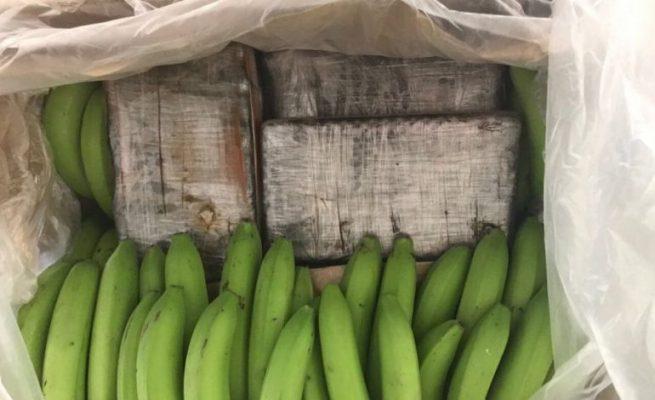 Çudia/ Sekuestrohet sërish kokainë në Durrës, në kontejnerët e kompanisë së bananeve ku u gjetën në 13 korrik