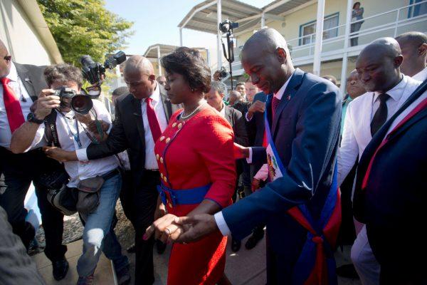 Ekzekutohet në vilën e tij Presidenti i Haitit