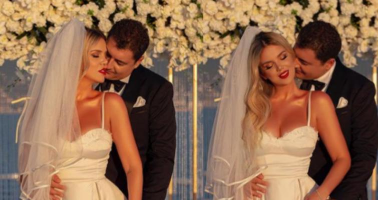 Një nuse ekstravagante si Rezarta Shkurta, këngëtarja publikon fotot nga dasma