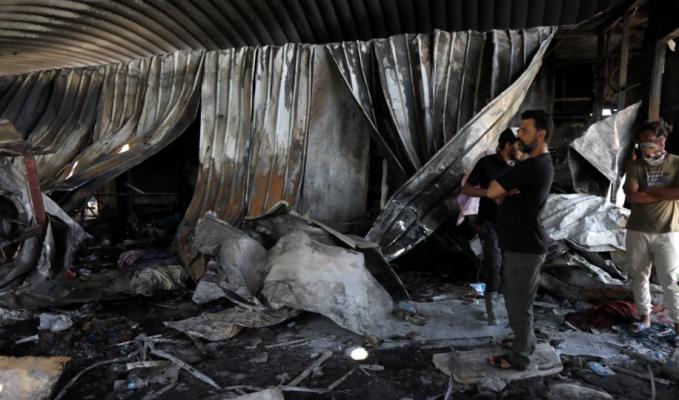 Digjet spitali COVID/ 60 persona humbin jetën, mbi 70 të plagosur