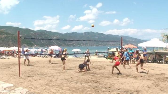 Volejbolli i rërës në Pogradec/ Kërkohet rikthimi i kampionatit kombëtare dhe atij ballkanik
