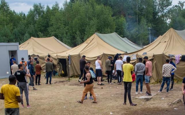 Polonia dhe Letonia përballen me fluks emigrantësh nga Bjellorusia