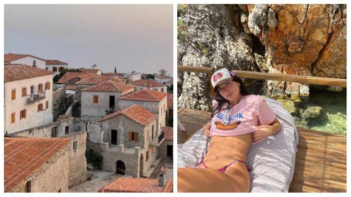 Dua Lipa vijon të shijojë Shqipërinë, poston foto mahnitëse nga pushimet