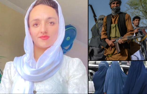 """""""Po pres talebanët të vijnë të më vrasin""""/ Rrëqeth kryebashkiakja e parë grua në Afganistan"""