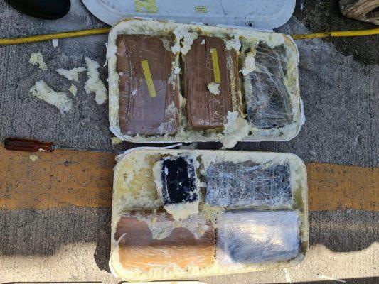 Sërish drogë në Portin e Durrësit/ Kapen 7 kg kokainë, ja ku ishin fshehur