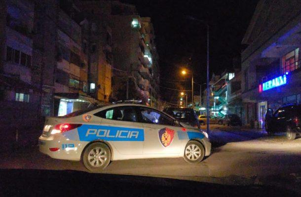 Plagoset me armë i riu në Tiranë/ Reagon Policia e Shtetit