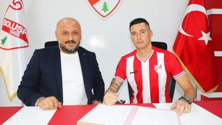 Roshi zyrtarizohet në Turqi/ Iu bashkohet dy futbollistëve të tjerë shqiptarë te Boluspor