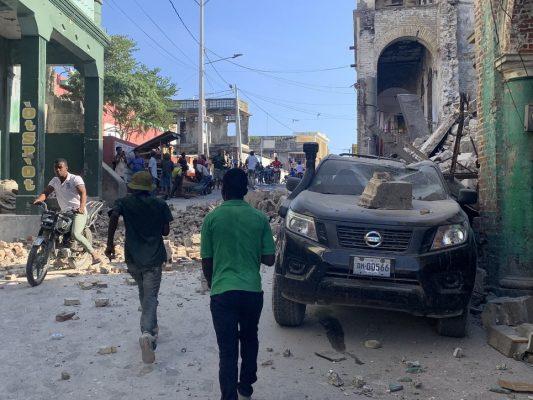 Tërmeti me magnitudë 7.2 të shkallës Rihter shkund Haitin