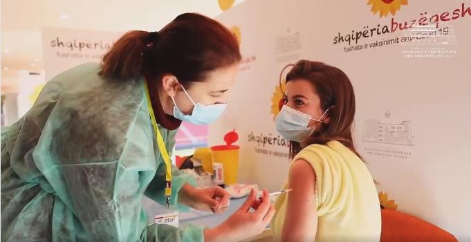 BE njeh vaksinat e Shqipërisë