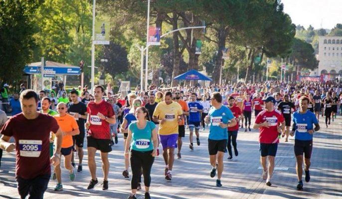 Maratona e Tiranës nis në 17 Tetor dhe ende s'je regjistruar? Ja linku ku mund të bëhesh pjesë e garës
