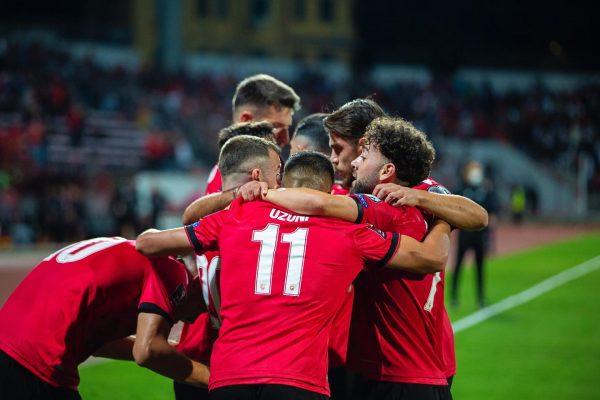 Shqipëria asnjë mëshirë ndaj San Marino-s, pesë gola për vendin e dytë