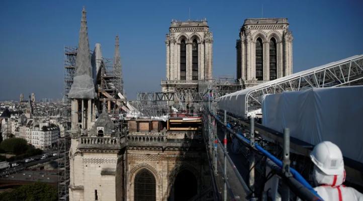 Dy vite nga zjarri/ Ja kur pritet të rihapet Katedralja Notre-Dame në Paris