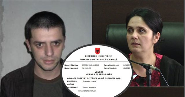 Para në këmbim të lirimit të kriminelëve/ Ish-gjyqtarja Enkeleda Hoxha mbetet në burg
