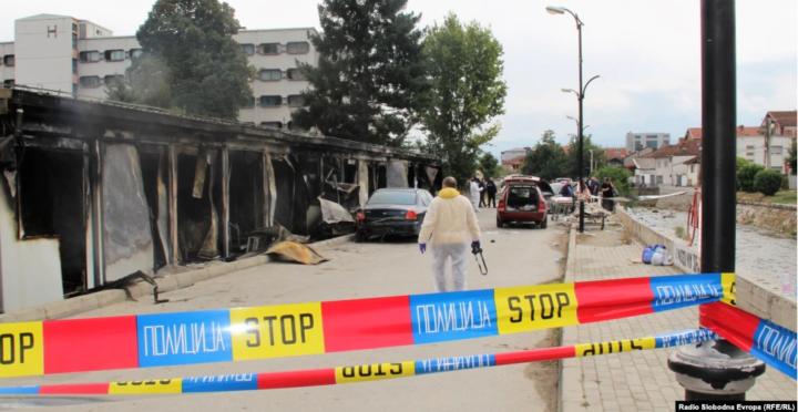 Djegia e spitalit COVID në Tetovë/ Si paraqitet gjendja e 12 pacientëve të plagosur